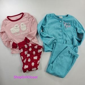 💥Just In💥2pc Pajama Bundle Girls 24M
